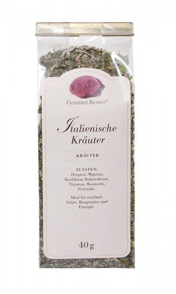 Gourmet Berner - Italienische Kräuter