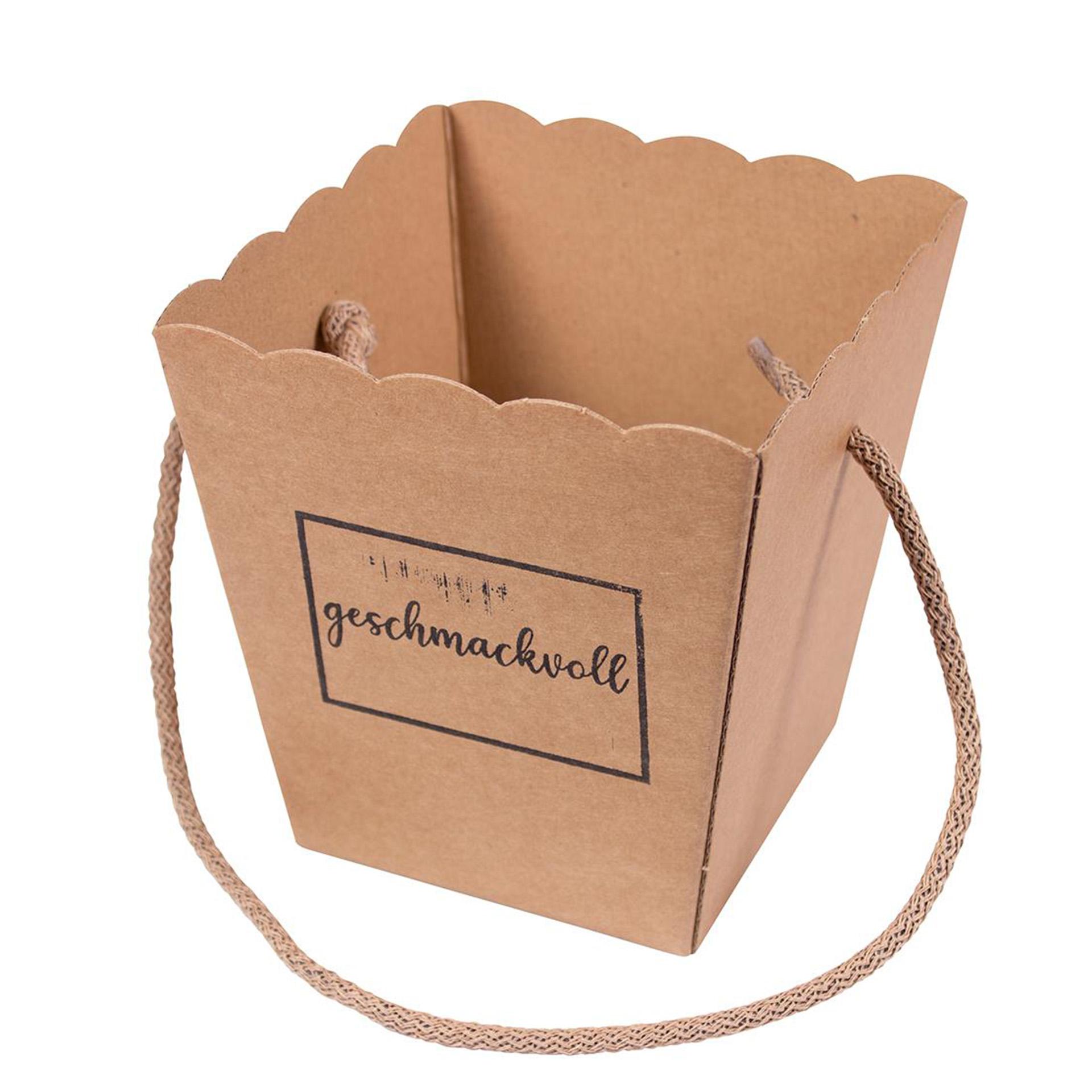 Geschenkkorb Vaso Geschenkverpackung