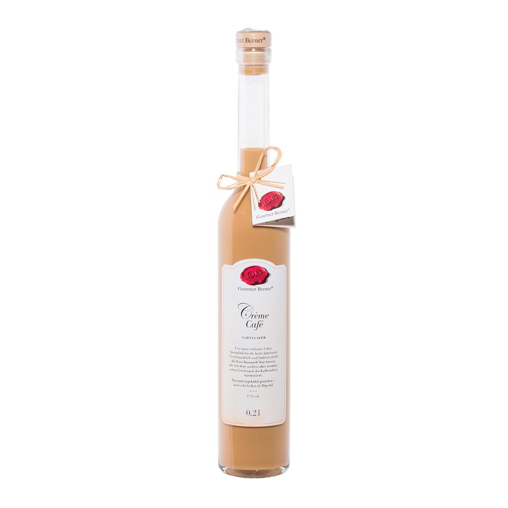 Gourmet Berner - Crème Café Sahnelikör 17%