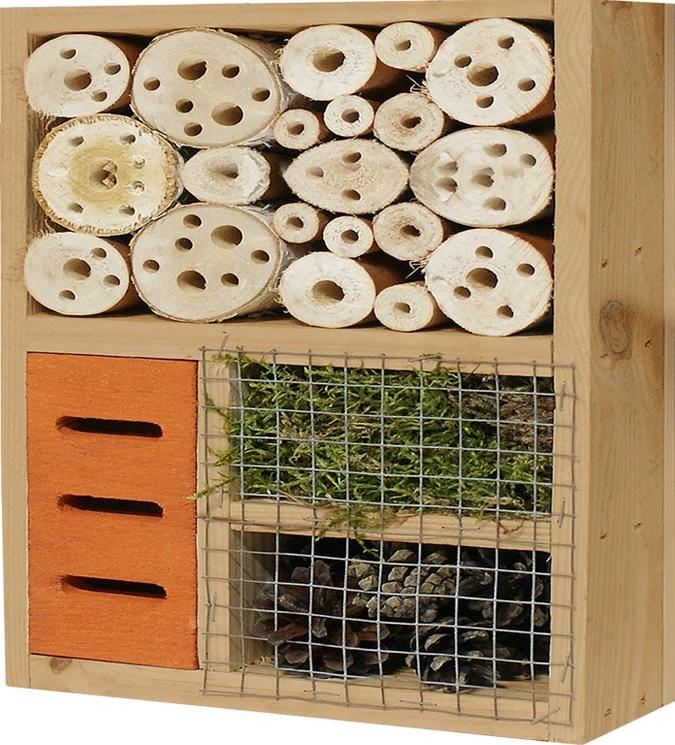 LABO-3D Insektenhaus 1