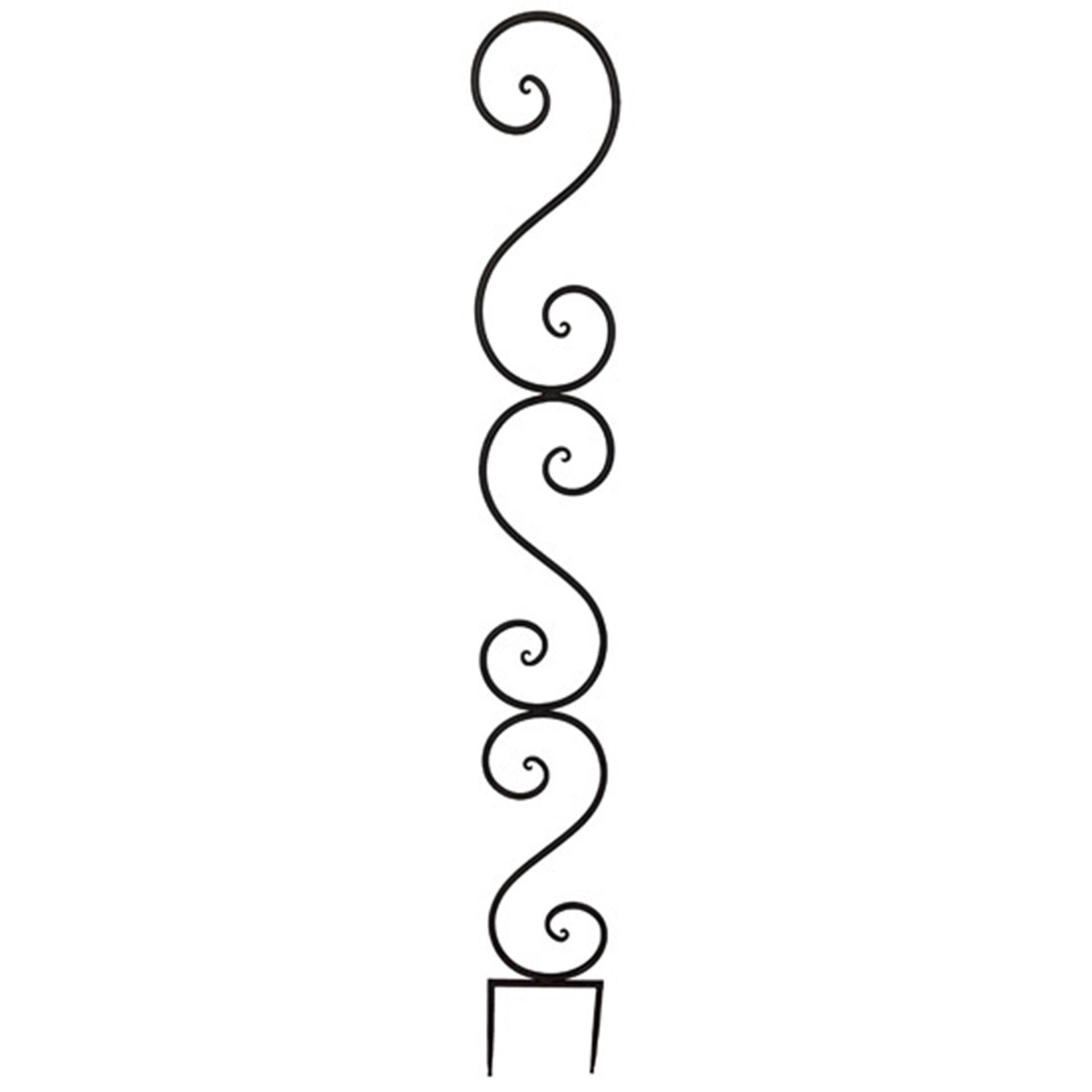 Rankstab Floral 141/17/1cm