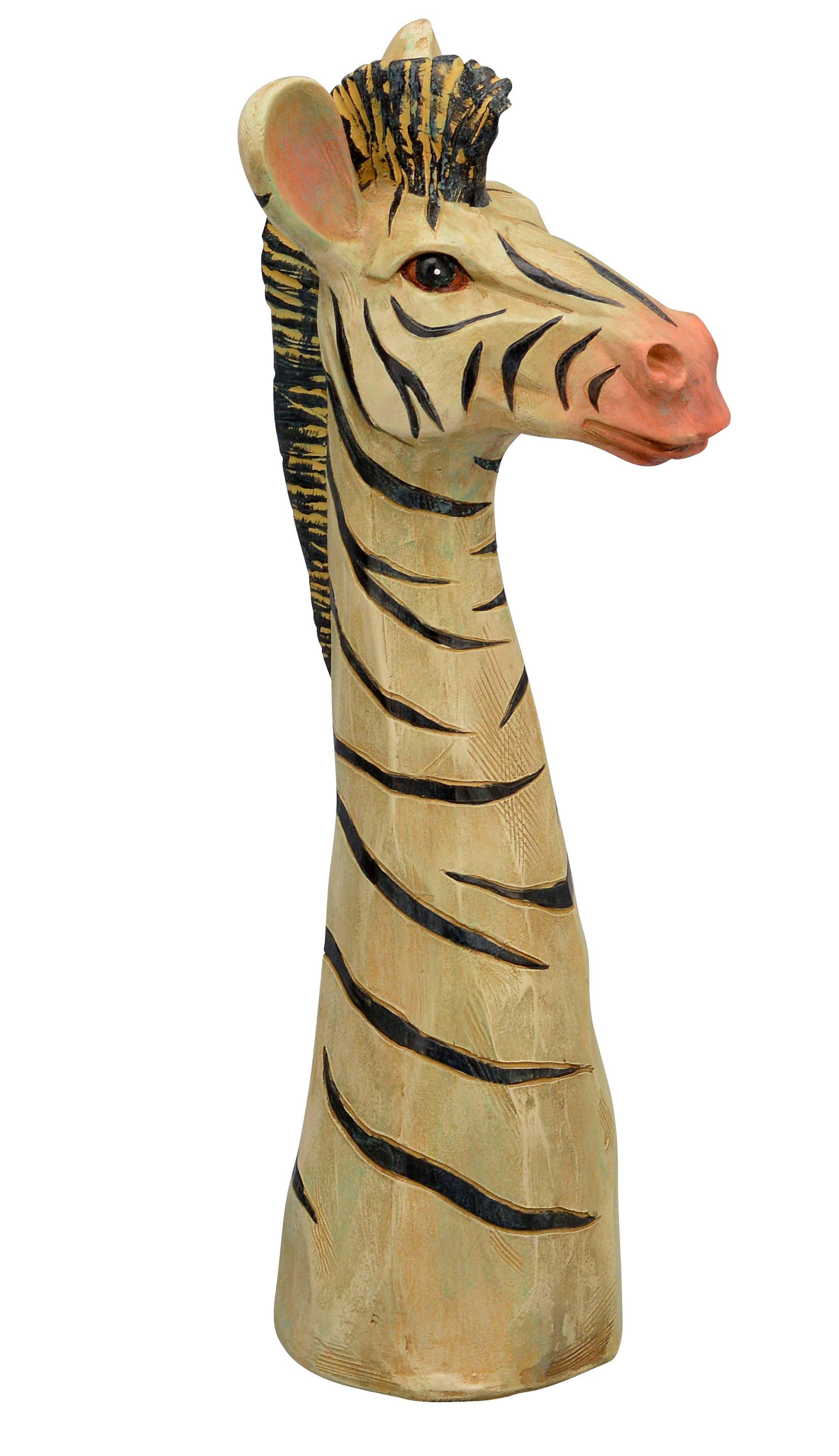 Tierfigur Afrika - Zebra