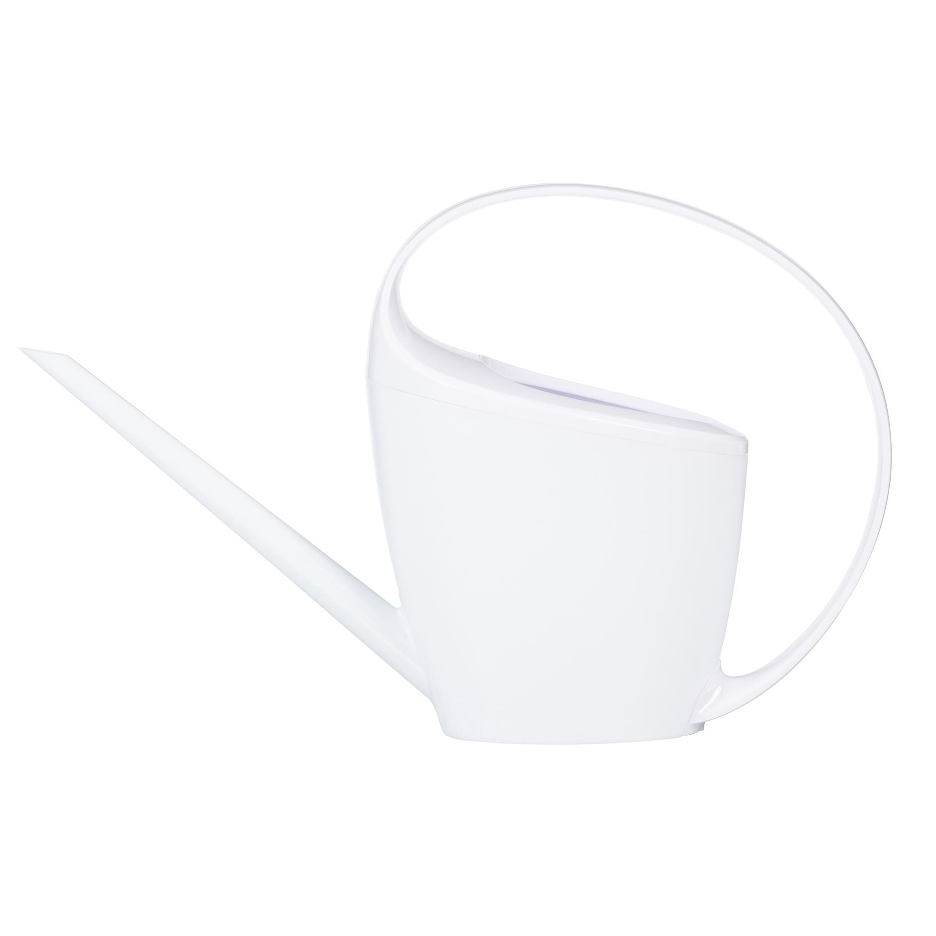 Gießkanne Loop White