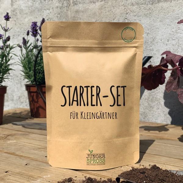 Saatgut 'Starterset für Kleingärtner'