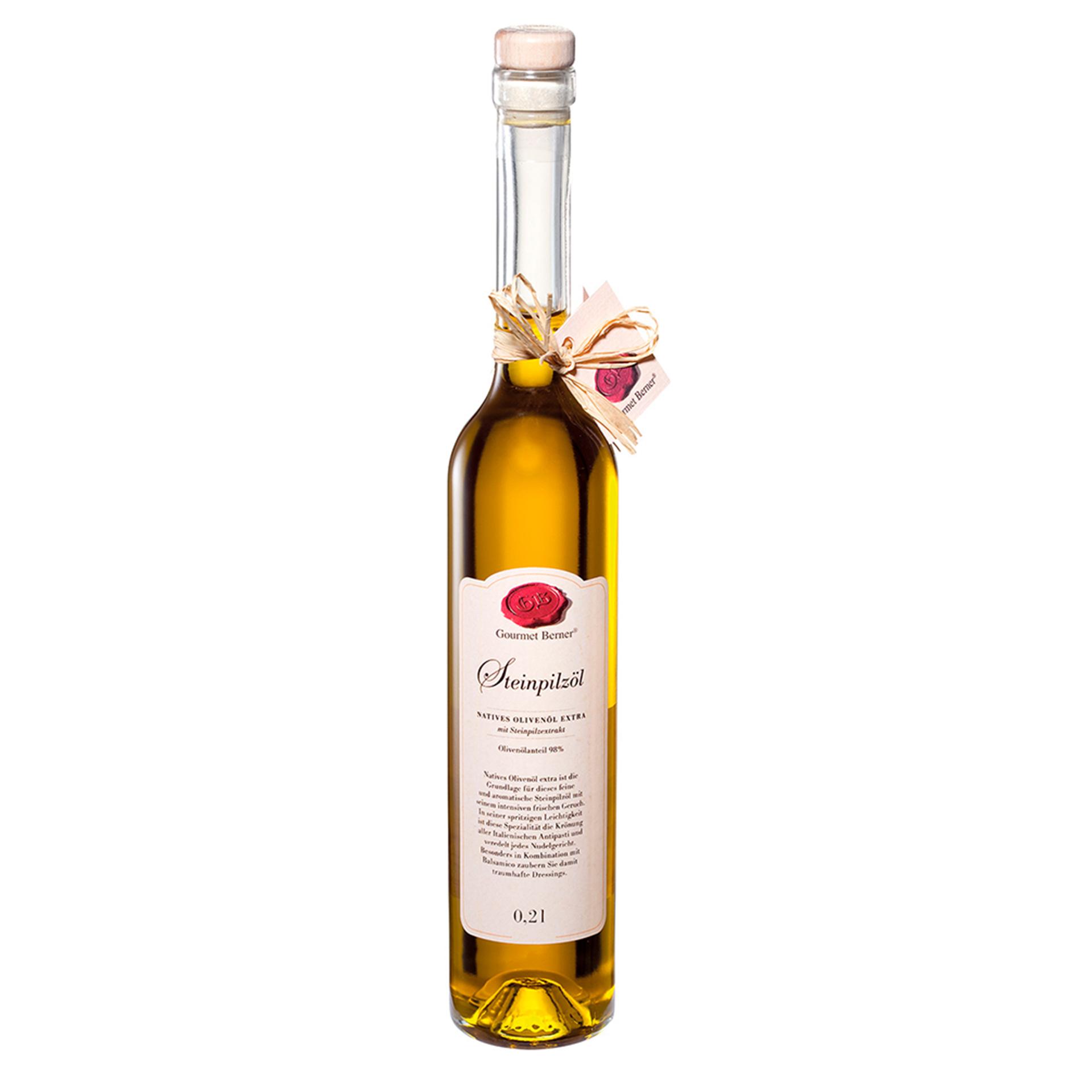 Gourmet Berner - Steinpilzöl 0,2l