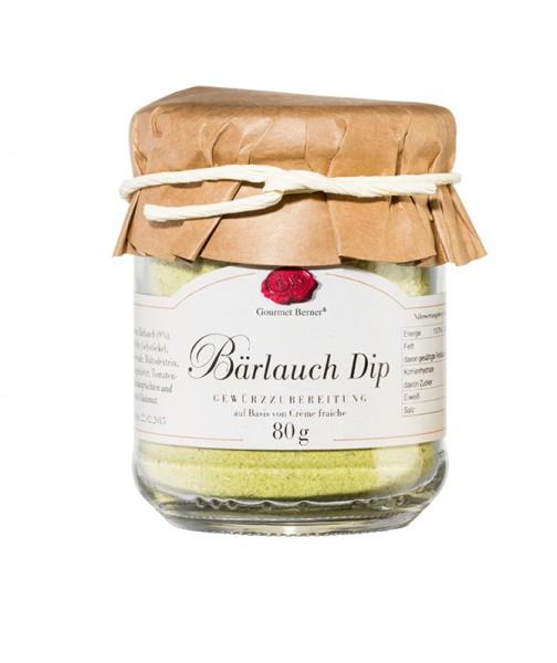 Gourmet Berner - Bärlauch Dip